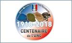 logo centenaire UNC